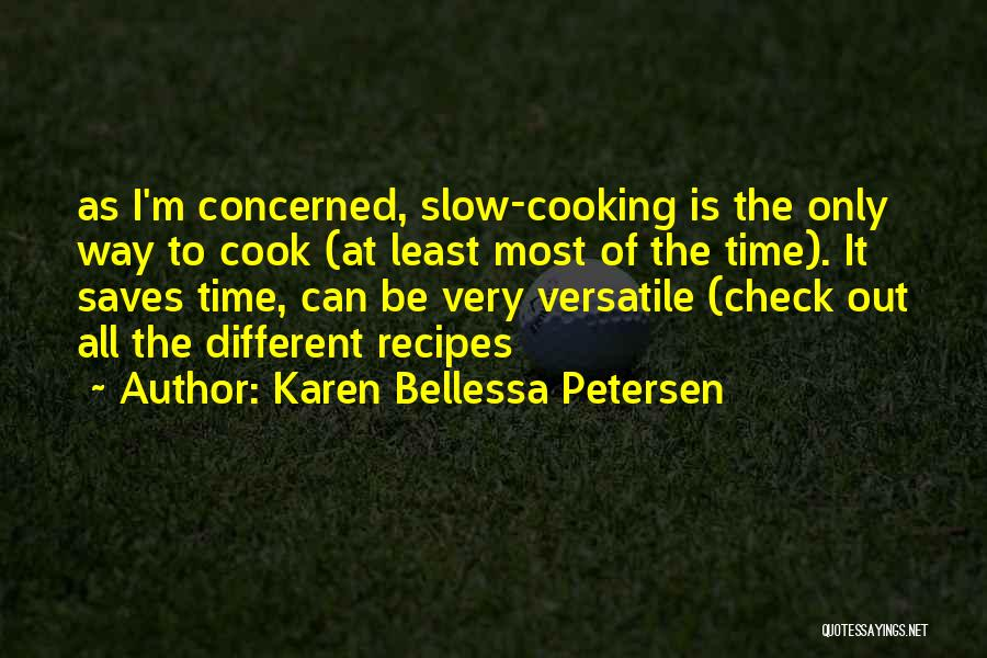 Karen Bellessa Petersen Quotes 187211