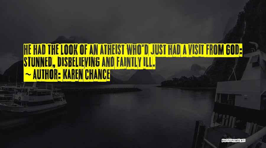 Karen Chance Quotes 1114450