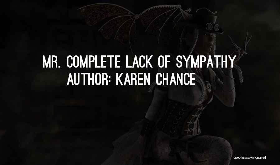 Karen Chance Quotes 1177805
