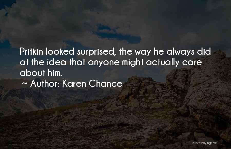 Karen Chance Quotes 1426887