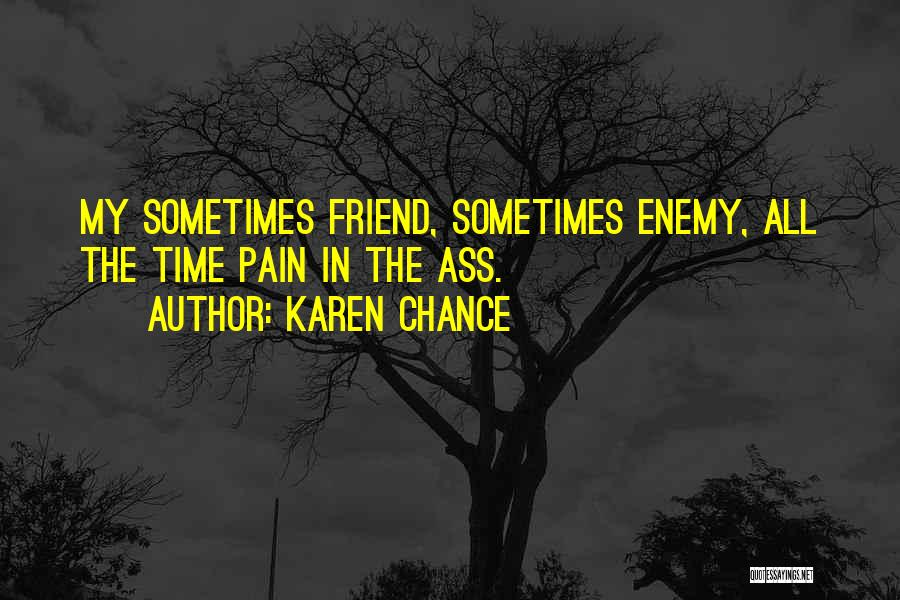 Karen Chance Quotes 1588644