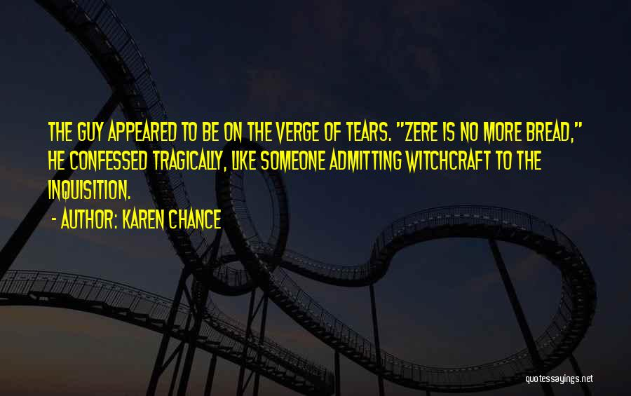 Karen Chance Quotes 2001436