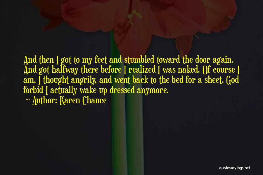 Karen Chance Quotes 2260492