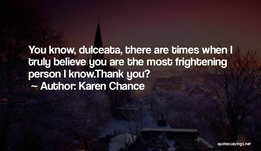 Karen Chance Quotes 525159