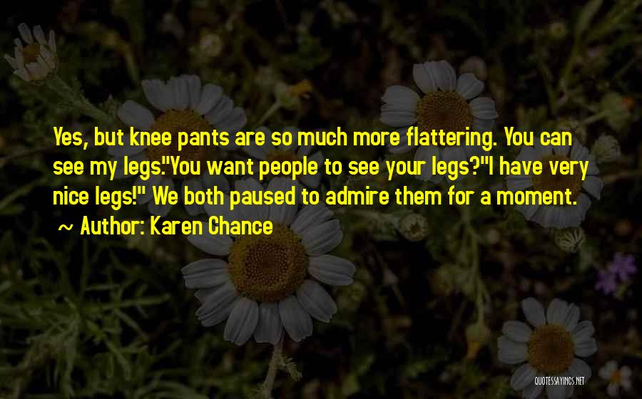 Karen Chance Quotes 565048