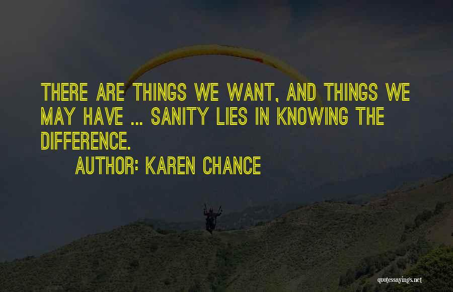Karen Chance Quotes 88210