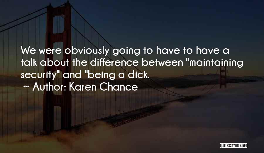 Karen Chance Quotes 911781
