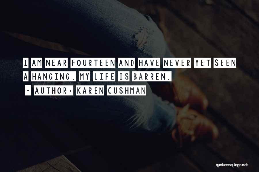 Karen Cushman Quotes 1568037
