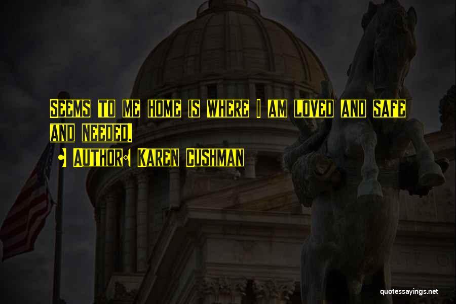 Karen Cushman Quotes 1692168
