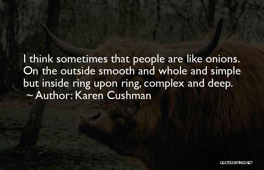 Karen Cushman Quotes 989419