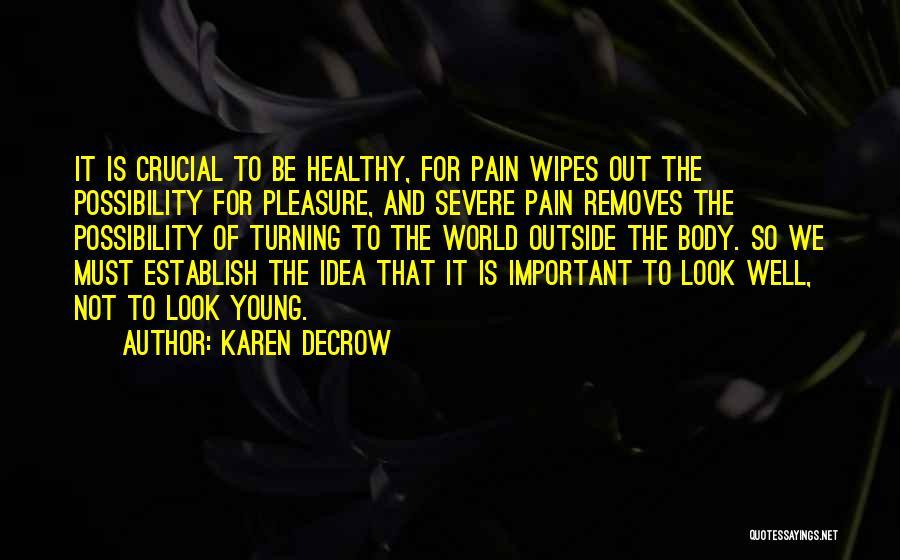Karen DeCrow Quotes 1048548
