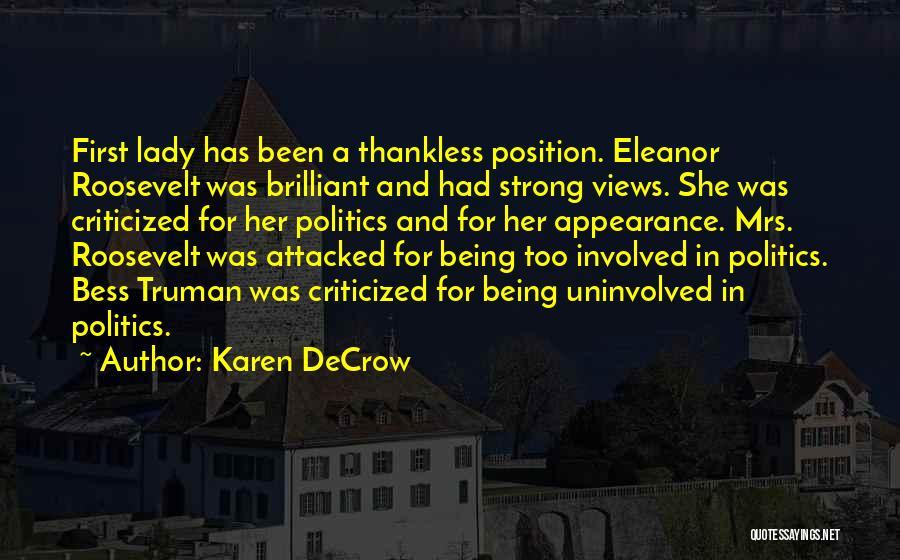 Karen DeCrow Quotes 1172316