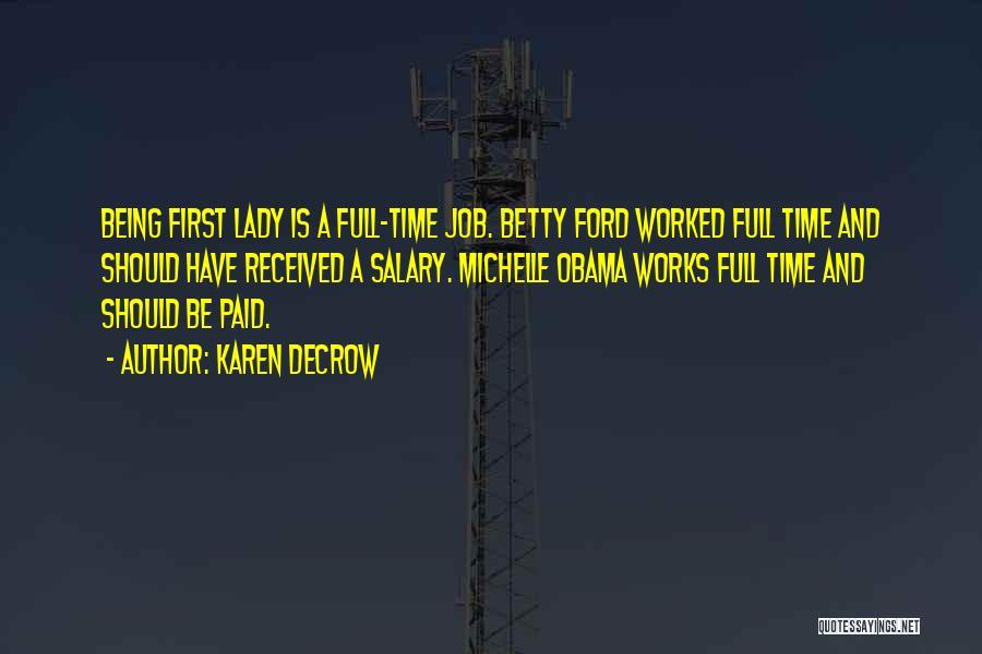 Karen DeCrow Quotes 1188814
