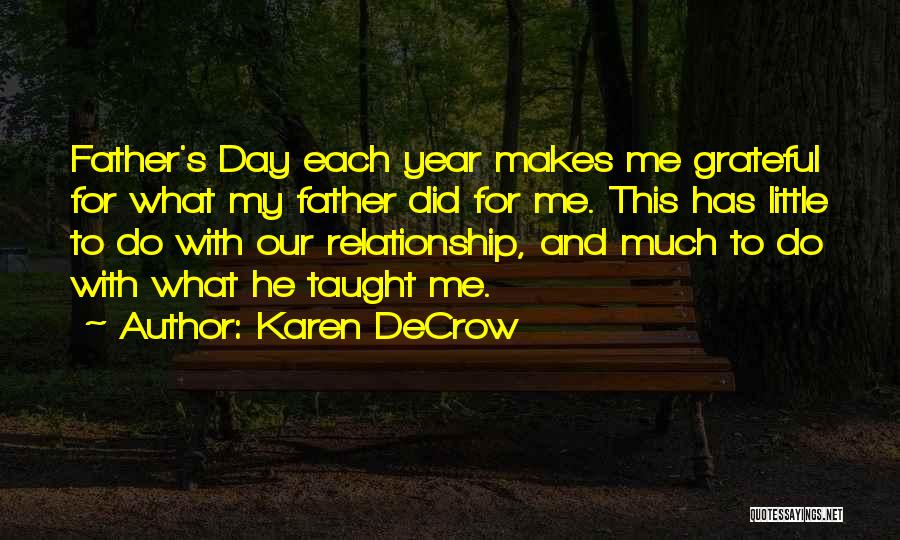Karen DeCrow Quotes 123028