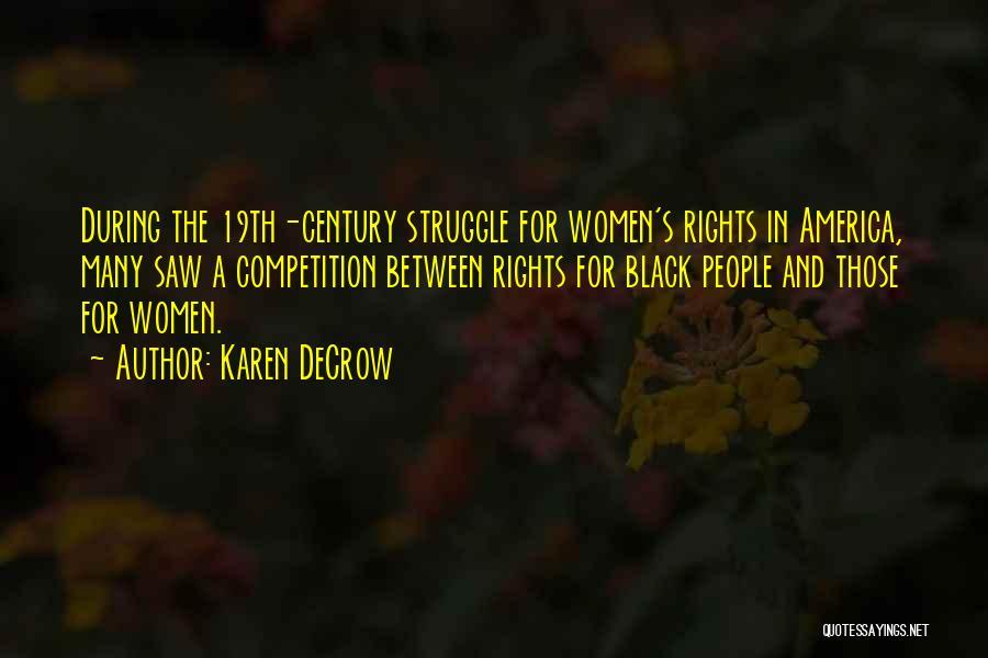 Karen DeCrow Quotes 1485074