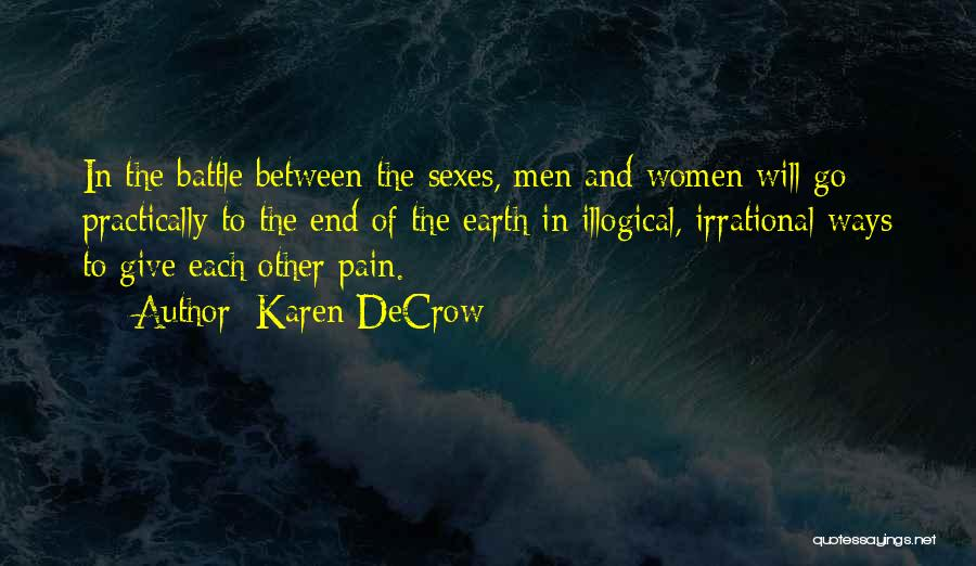 Karen DeCrow Quotes 156656