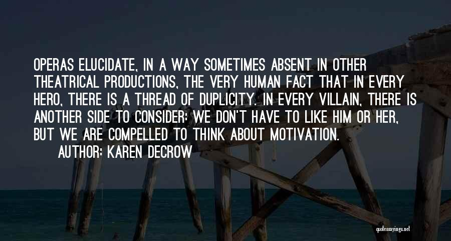 Karen DeCrow Quotes 1718435