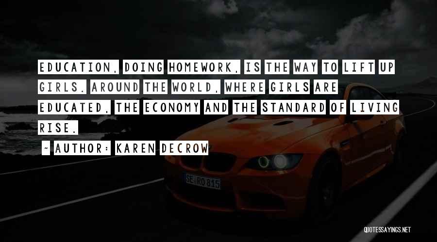 Karen DeCrow Quotes 1913915
