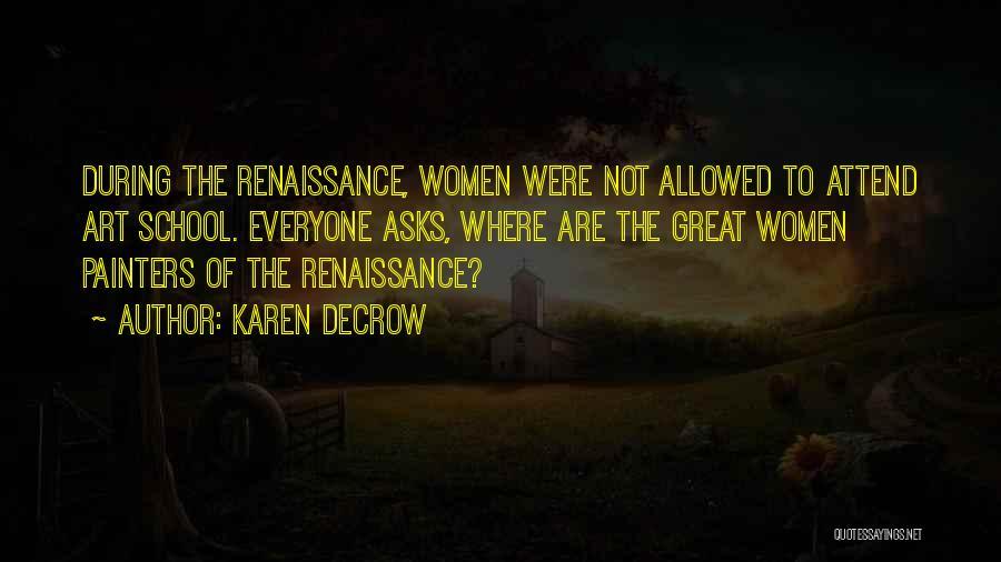 Karen DeCrow Quotes 1947596