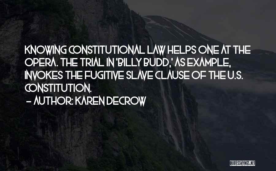 Karen DeCrow Quotes 1960291
