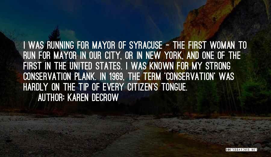Karen DeCrow Quotes 280147