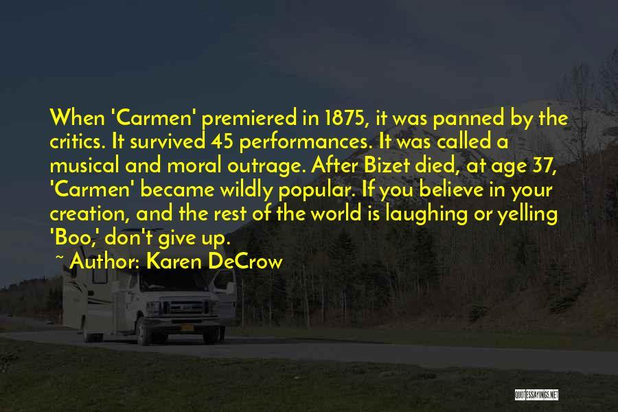 Karen DeCrow Quotes 326122