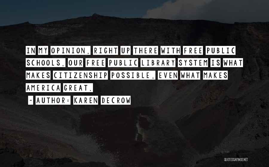 Karen DeCrow Quotes 515993