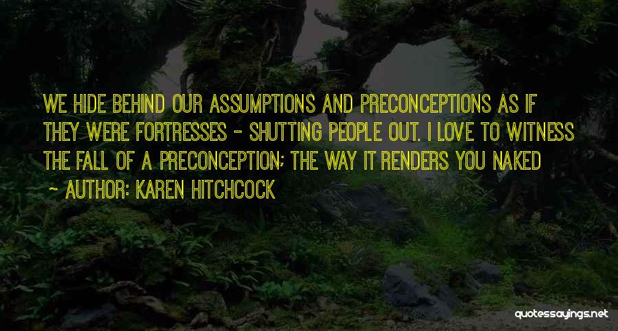 Karen Hitchcock Quotes 2123182