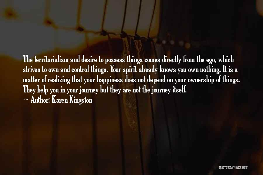 Karen Kingston Quotes 1689849