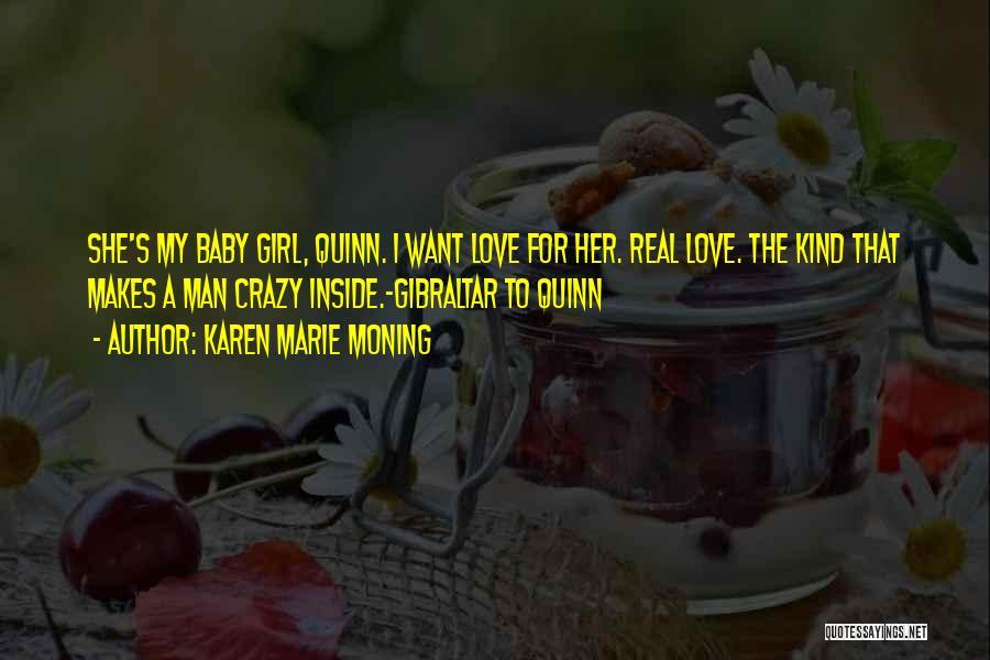 Karen Marie Moning Quotes 2186909