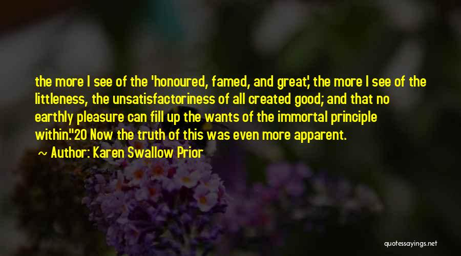 Karen Swallow Prior Quotes 1727964