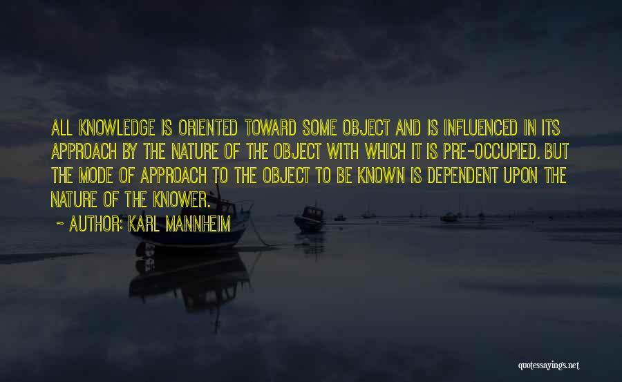 Karl Mannheim Quotes 2180938