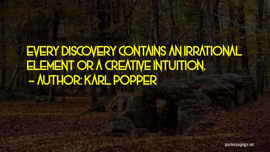 Karl Popper Quotes 1020767