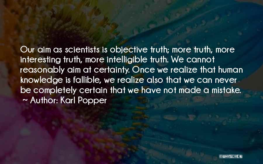 Karl Popper Quotes 1081258