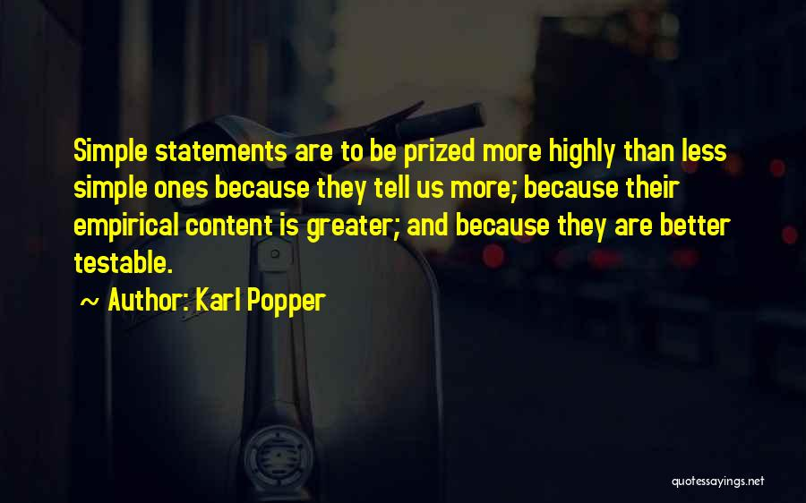 Karl Popper Quotes 1128695