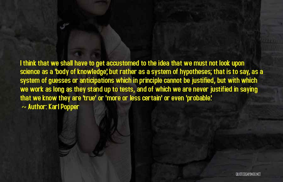Karl Popper Quotes 141309