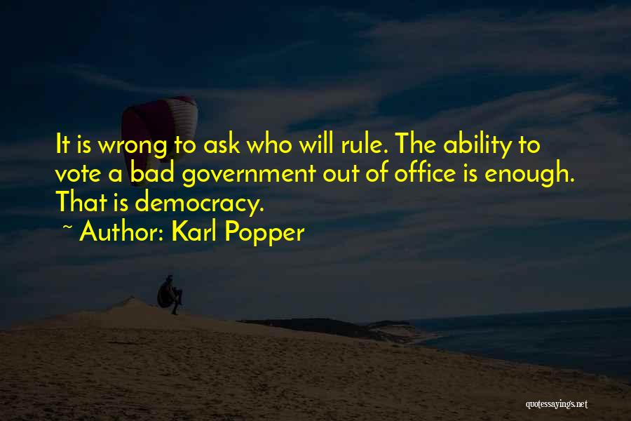 Karl Popper Quotes 1418253