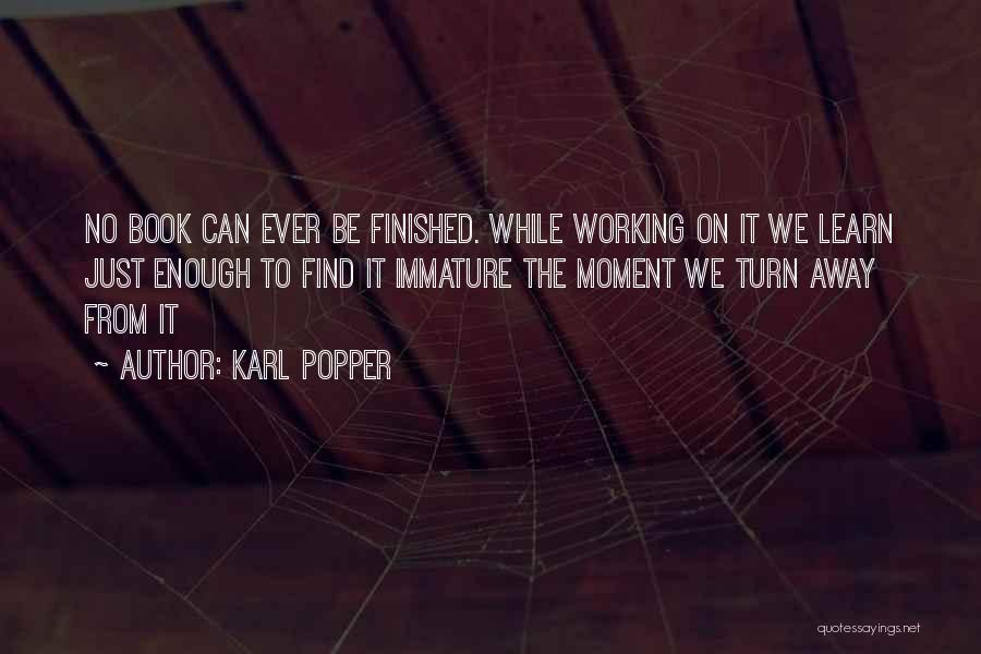 Karl Popper Quotes 1419464