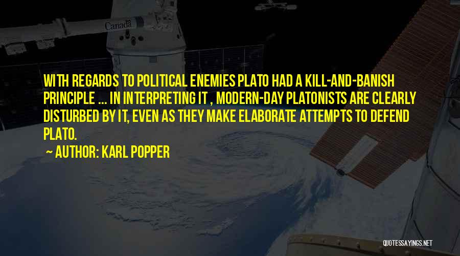 Karl Popper Quotes 1429997