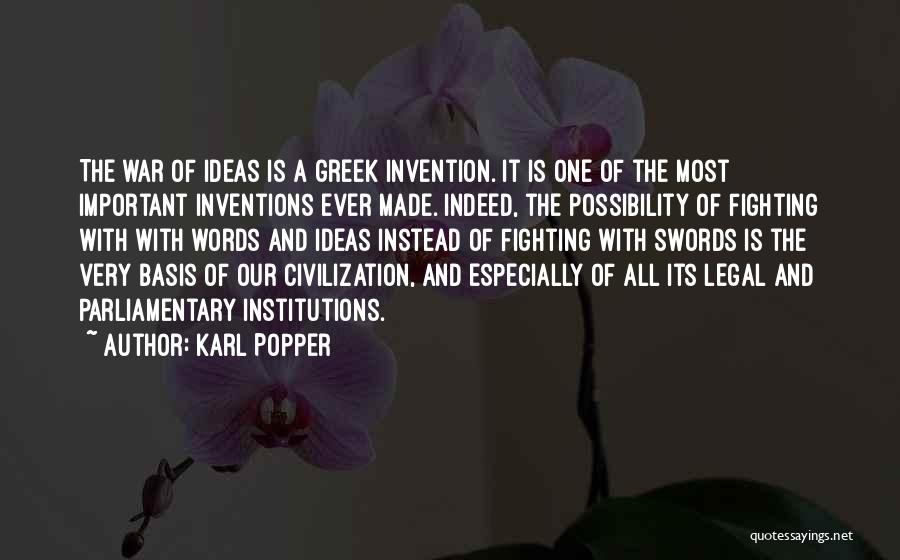 Karl Popper Quotes 1498974