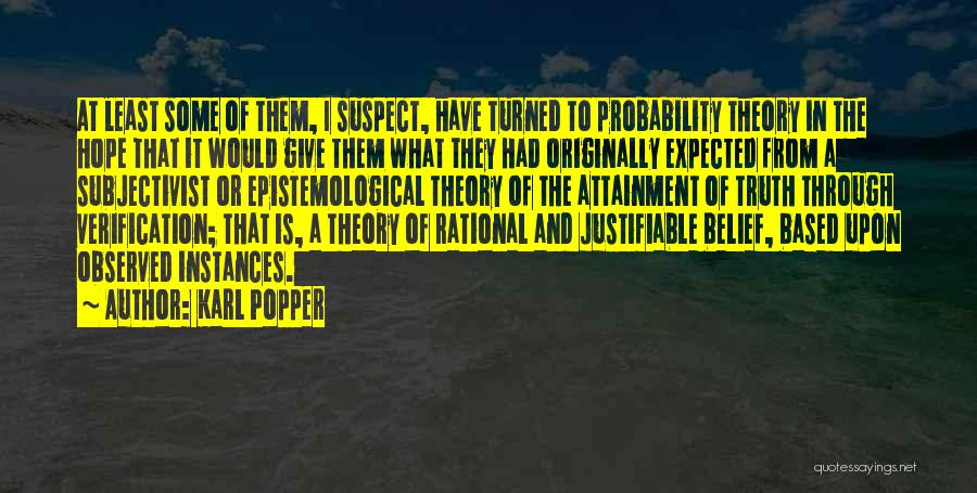 Karl Popper Quotes 1622931