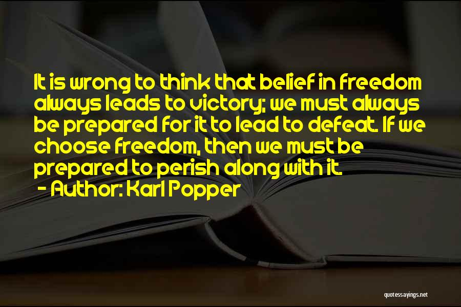 Karl Popper Quotes 1679047