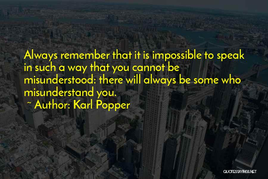 Karl Popper Quotes 1682481