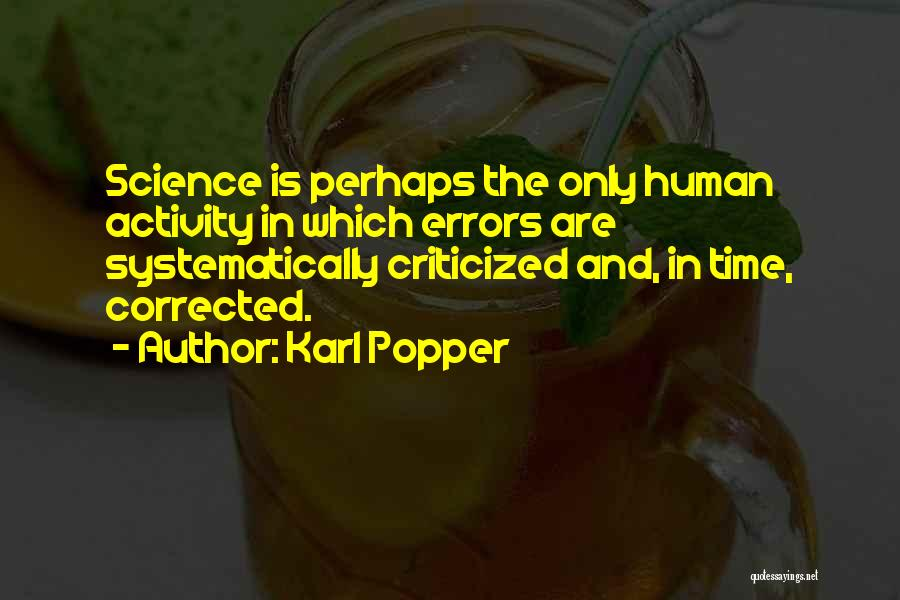 Karl Popper Quotes 1863505