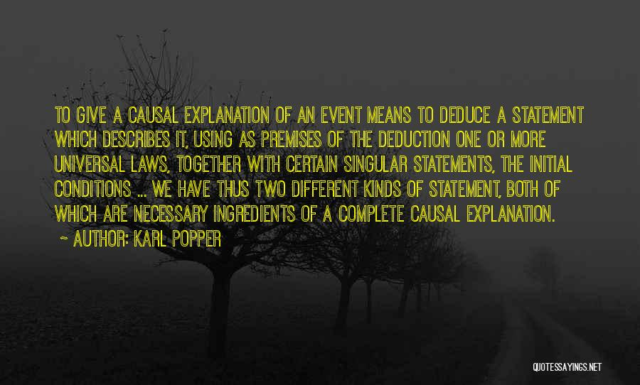 Karl Popper Quotes 1888633