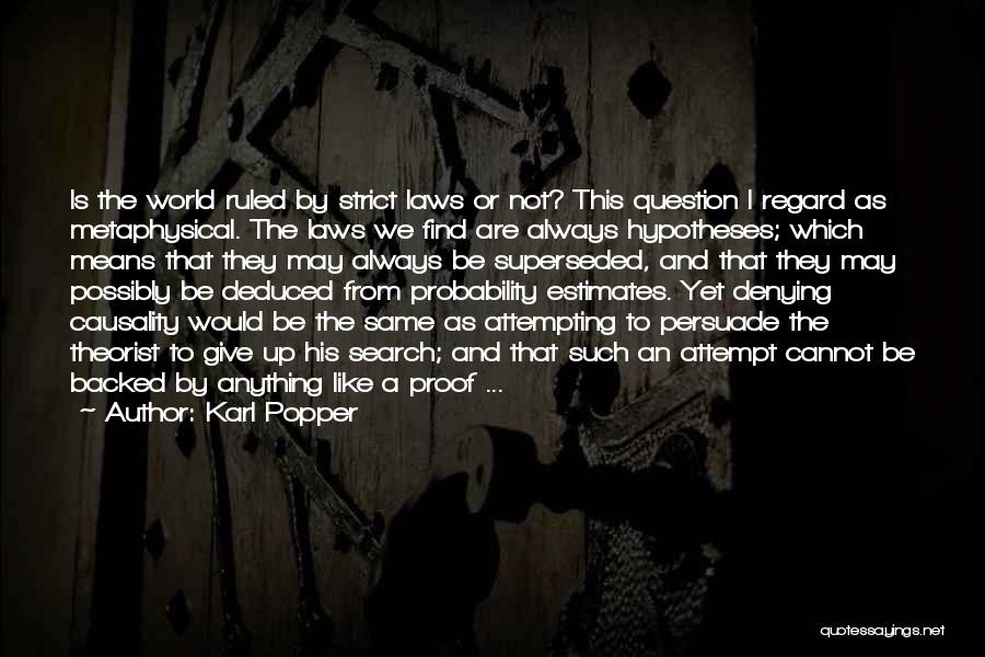 Karl Popper Quotes 2088520