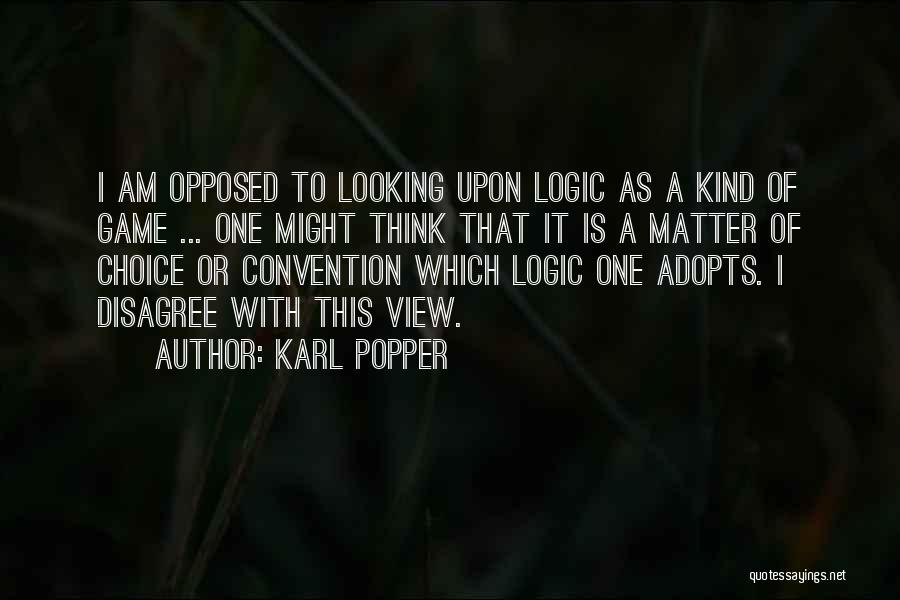 Karl Popper Quotes 2128706