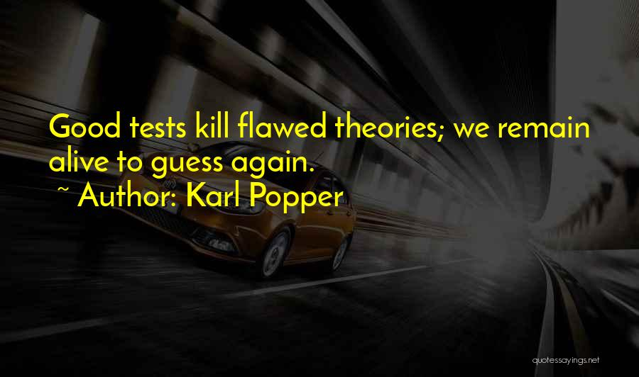 Karl Popper Quotes 416509