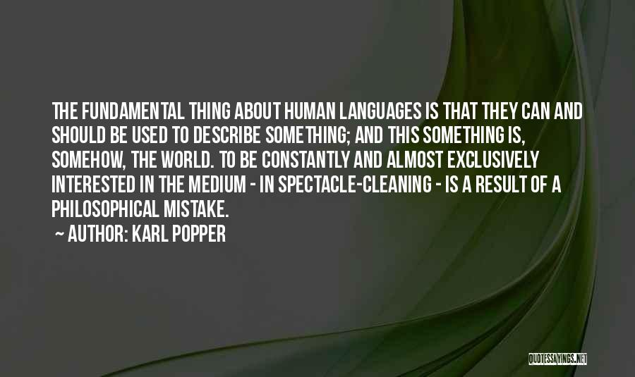Karl Popper Quotes 495462