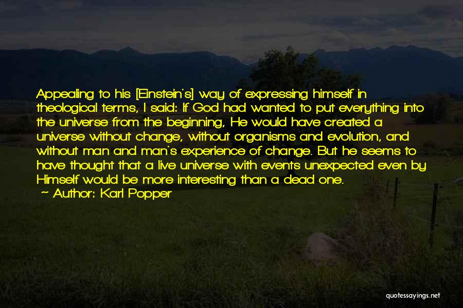 Karl Popper Quotes 587181